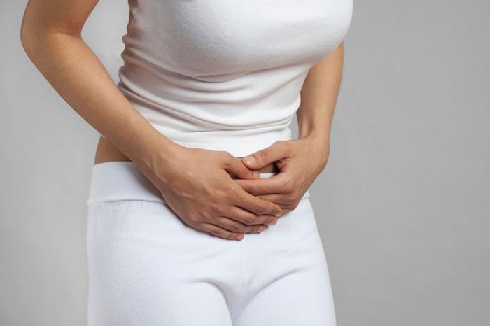 При заболеваниях мочеполовой системы