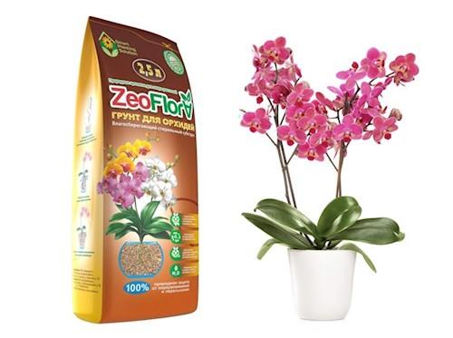 Как применять Цеофлору для орхидей - состав и польза