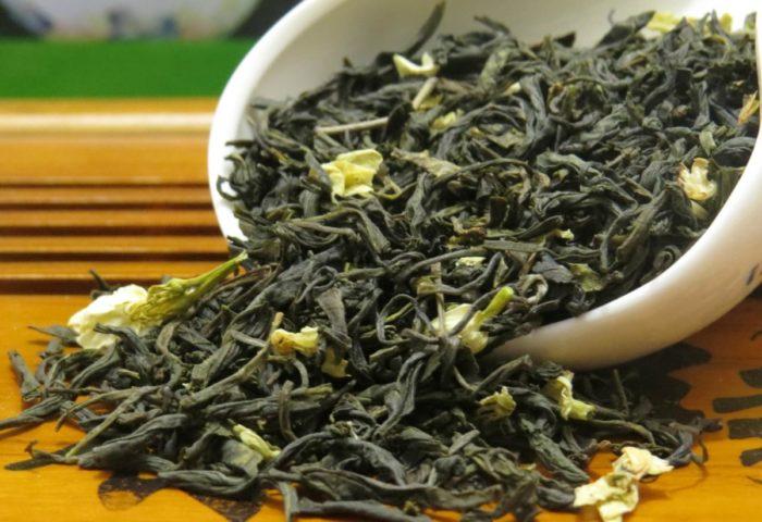 Зеленый чай с жасмином - польза и вред, полезные свойства, как правильно заваривать и сколько пить